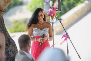 Das Hochzeitsangebot von Cara Ciutan der Hochzeitssängerin aus Berlin