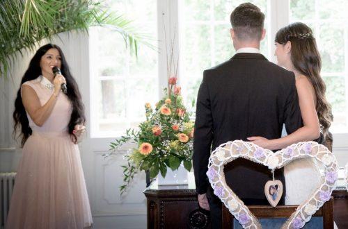 Erfahrungen Hochzeitssänderin Cara - hier finden Sie eine Auswahl an Referenzen von Cara Ciutan als Hochzeitssängerin aus Berlin